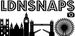 LDNSNAPS logo by EdP