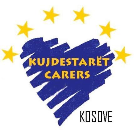 LOGO - KUJDESTARET CARERS-KOSOVE