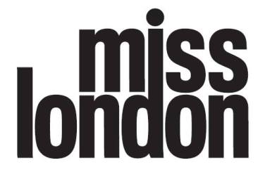 miss london logo