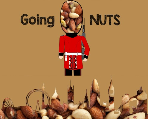 Going NUTS - to show Mohamed