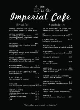 Loli - Imperial Cafe Takeaway page 1